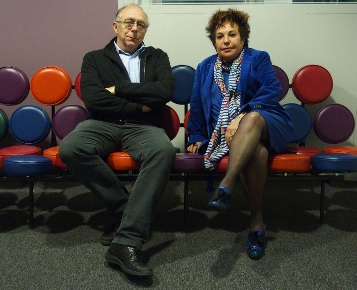 Jean-Pierre Le Goff et Esther Benbassa