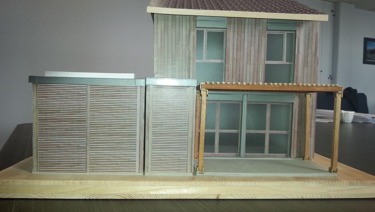 Constructeur Maison En Bois Loir Et Cher une maison en bois en guise de logement social