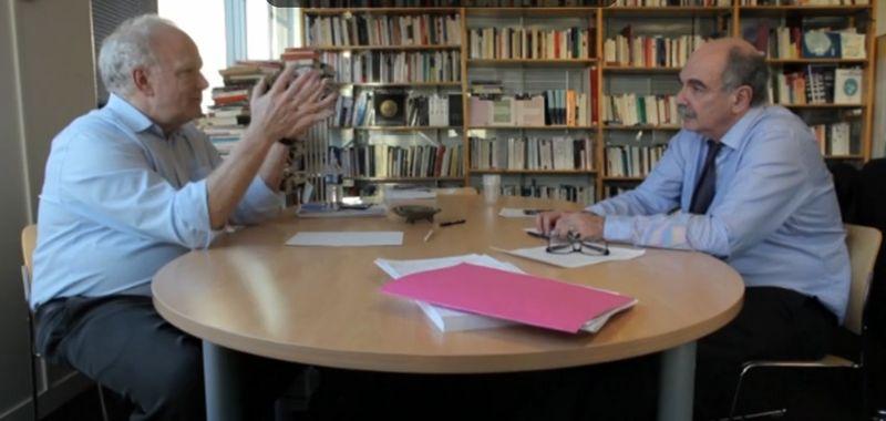 Ulrich Beck et Michel Wieviorka