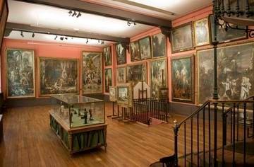Atelier Gustave Moreau