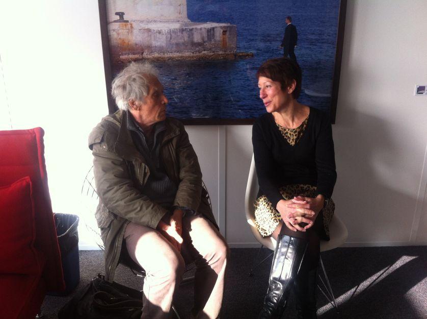 Jacques Donzelot et Silvia Zappi