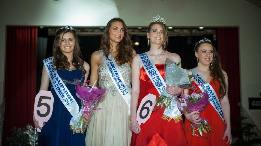 La Reine du canton de Saint-Cyprien 2015