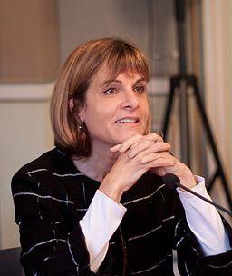 Anne Lauvergeon, ex PDG d'Areva, 2012