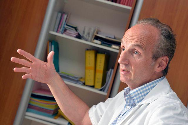 Eric Kariger, médecin de Vincent Lambert