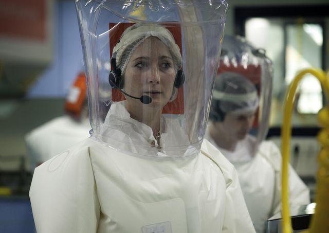 Le laboratoire P4 lutte directement contre Ebola