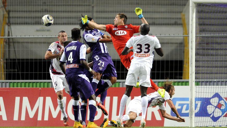 Cette saison, Bordeaux mène déjà 2-0 face à Toulouse.