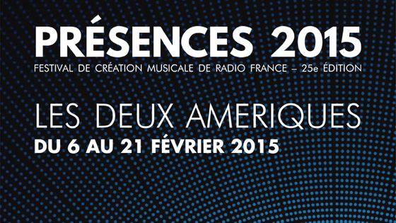 """Présences 2015 - """"Les deux Amériques"""" - visuel 603"""