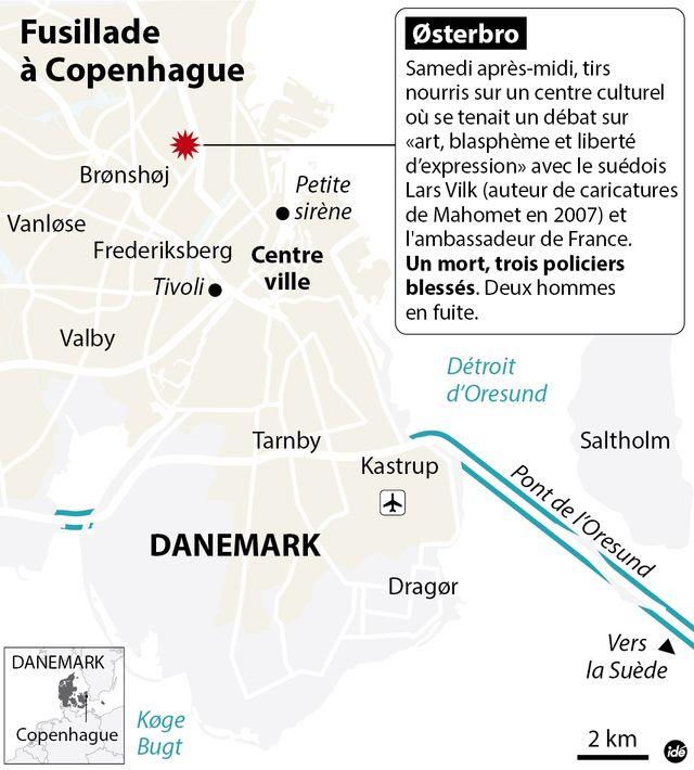 Attentat à Copenhague