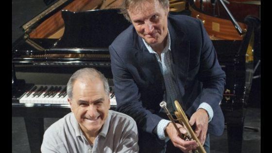 Enrico Pieranunzi et Bert Joris ©BJO