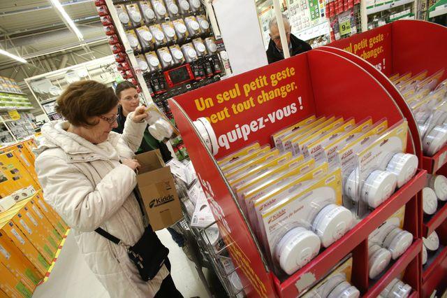 Les détecteurs de fumée seront bientôt obligatoires