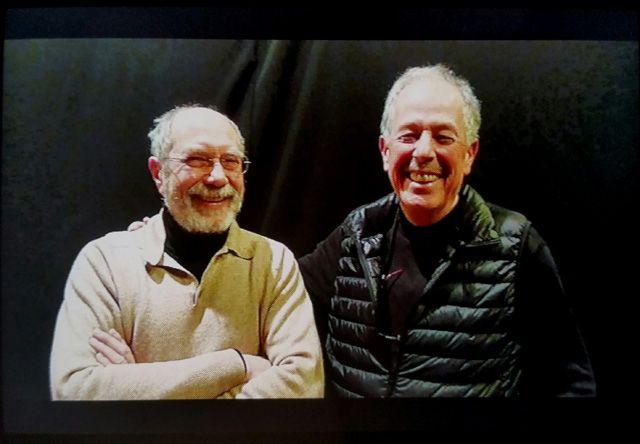 Le RDV 09/02/15 : Feodor ATKINE et Denys ARCAND