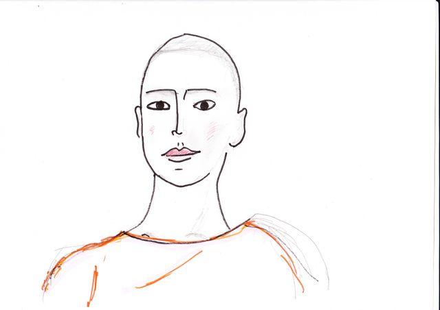 L'autoportrait d'Aurélie