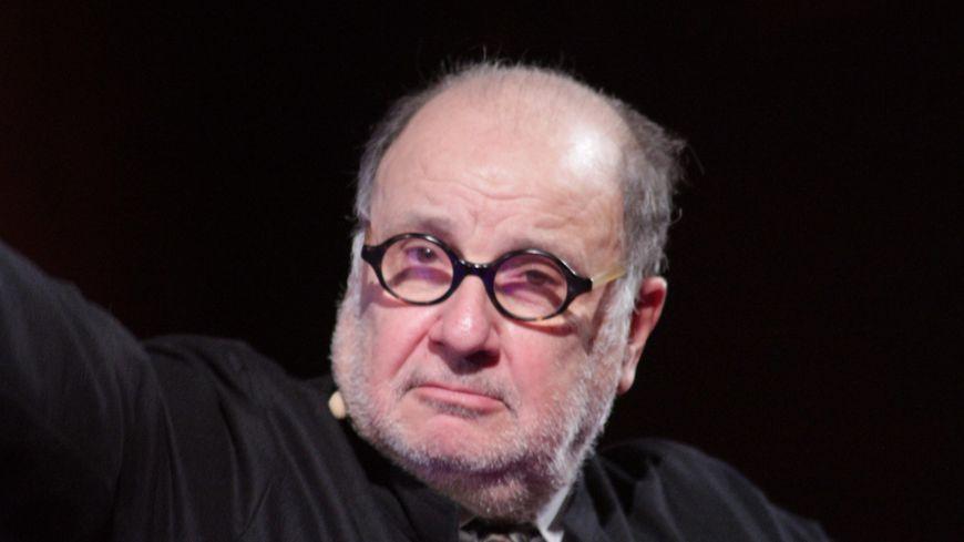 Serge Moati, président du festival de Luchon