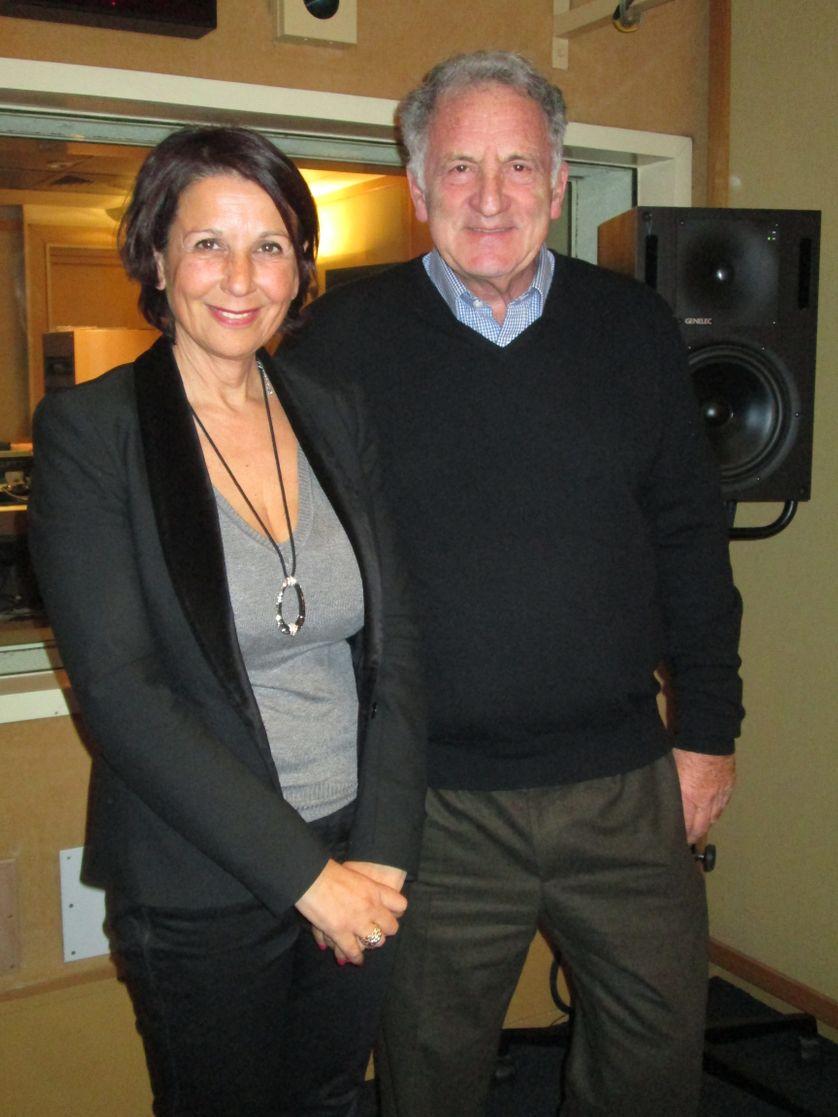 Christiane Alberti et René Frydman