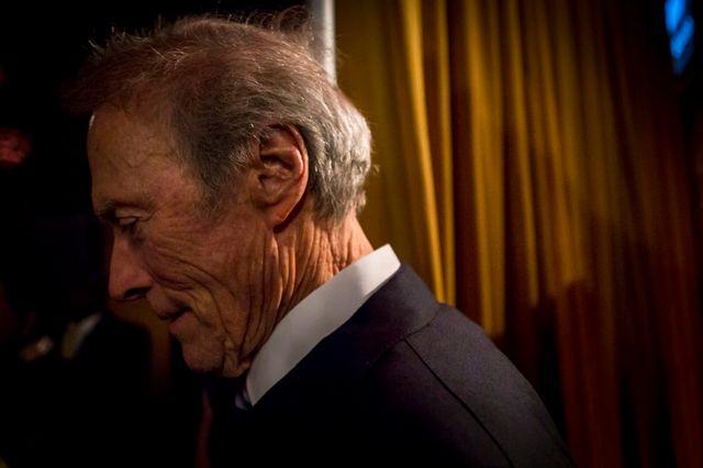 Clint Eastwood, 6 janvier 2014, New York.
