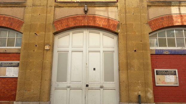 École primaire à Aix-en-Provence