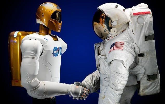 Robots espace