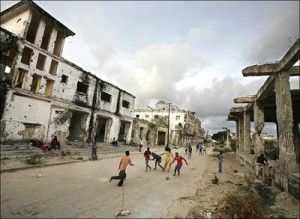 Mogadiscio aujourd'hui