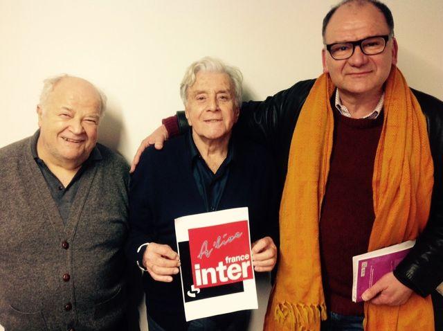 Claude Villers, Louis Bozon et Jean Morzadec