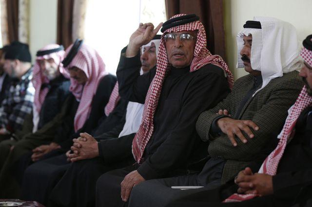 Saif al-Kasaesbeh, le père du pilote assassiné