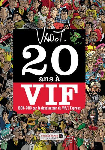Nicolas Vadot 20 ans le vif