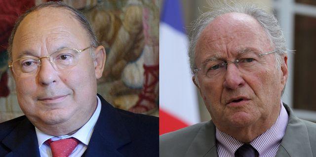 Dalil Boubakeur et Roger Cukierman reçus ensemble par François Hollande