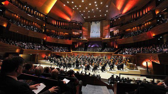 Concert d'inauguration de l'auditorium de Radio-France © Christophe Abramowitz