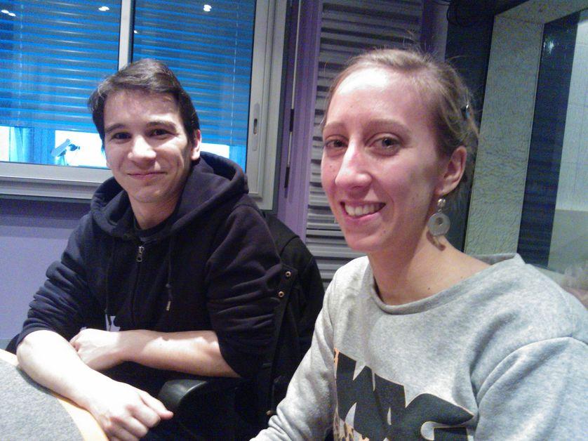 Loïc Richard & Aurélie Lepoutre (Compagnie L'Alouette)