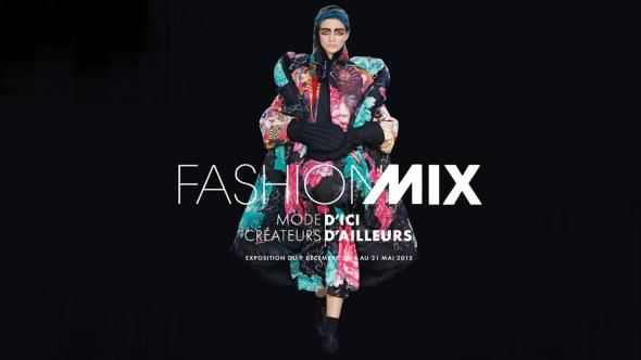 affiche fashion mix