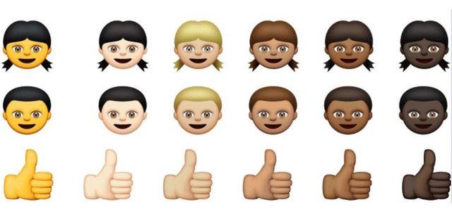 Les nouvelles émoticônes d'Apple