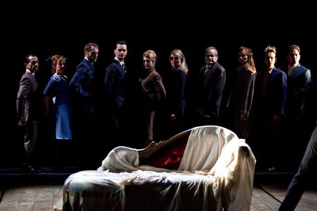 Le Faiseur de Balzac mis en scène par Emmanuel Demarcy-Mota au Théâtre de la Ville