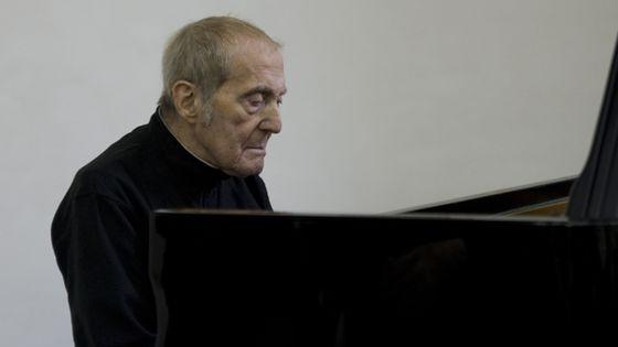 Aldo Ciccolini (France Musique / DR )