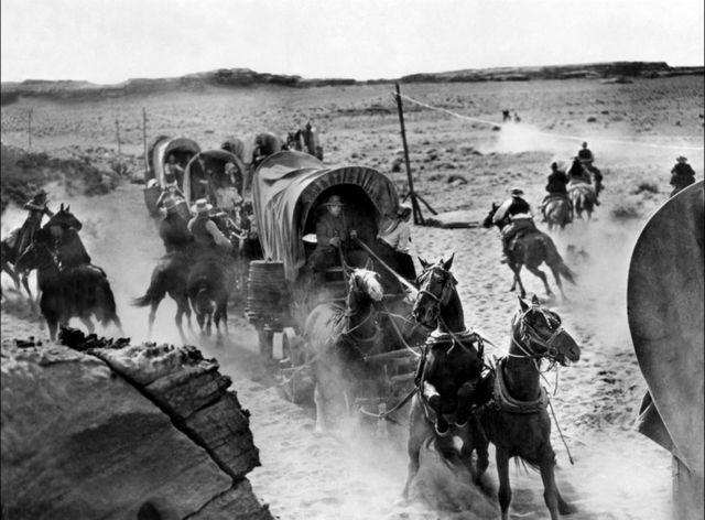 La caravane héroïque