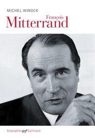 François Mitterrand Winock