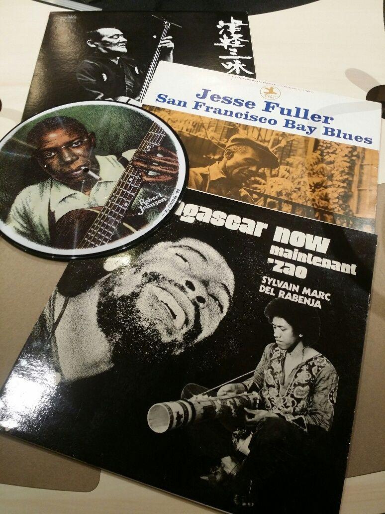 Sélections vinyles World Wide BLUES