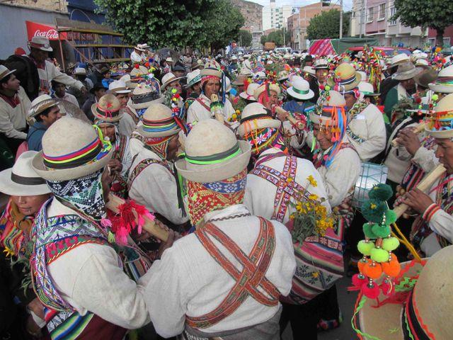 Anata Andina, fête bolivienne