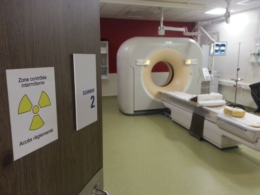 scanner hopital perigueux