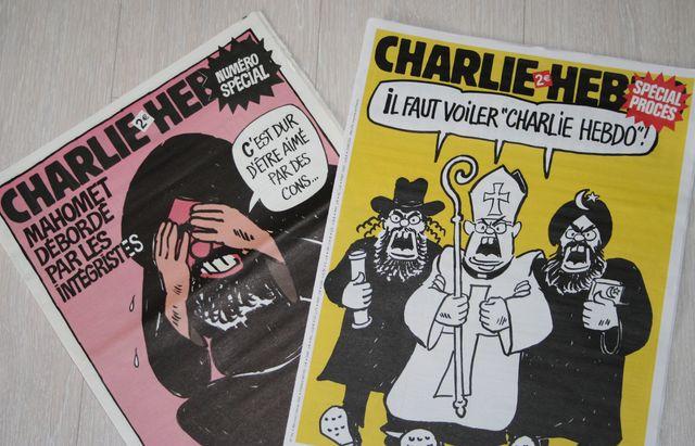 Procès Charlie Hebdo