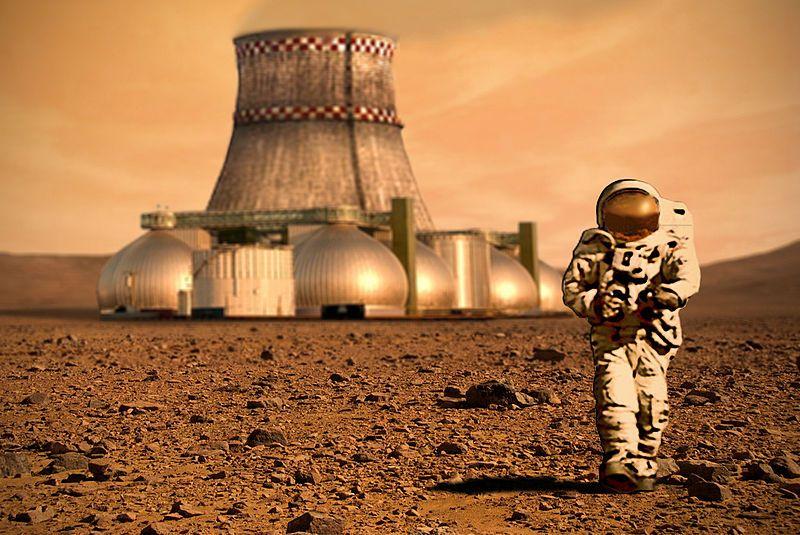 colonisation de Mars