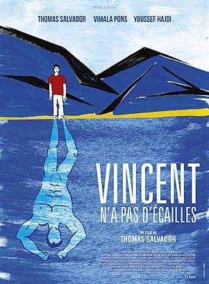 Vincent n'a pas d'écailles, de Thomas Salvador