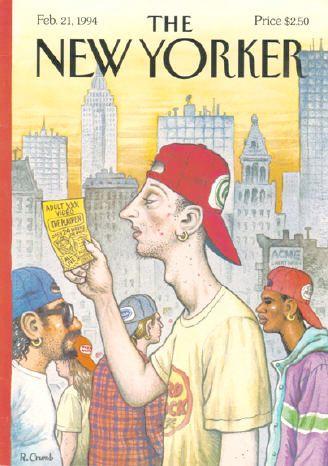 Couverture du 21 février 1994