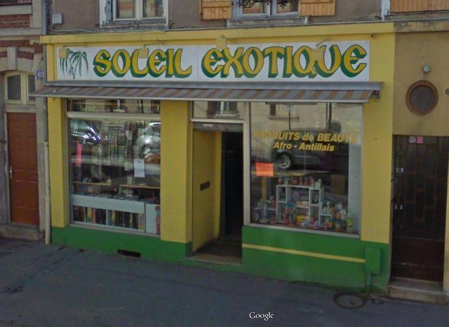 Soleil Exotique boutique à Châlons en Champagne