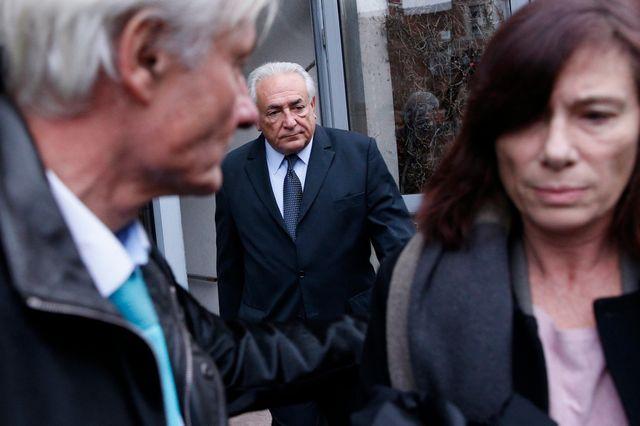 DSK au procès du Carlton