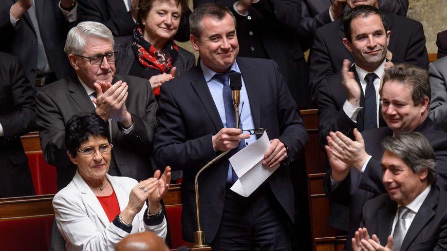 Frédéric Barbier, député du Doubs à l'Assemblée Nationale