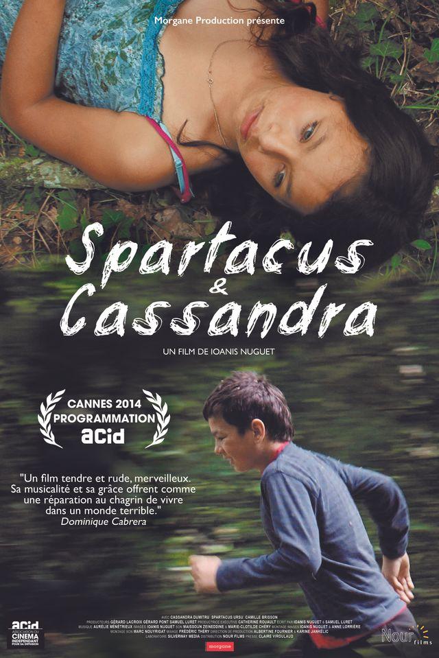 Spartacus et Cassadra