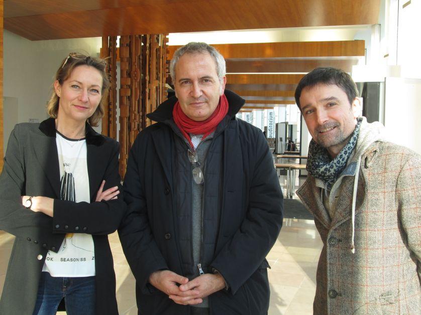 A. Luneau, F. Martinez, R. Royer