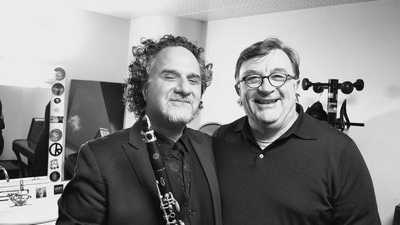 David Krakauer et Alex Dutilh © Emmanuelle Lacaze