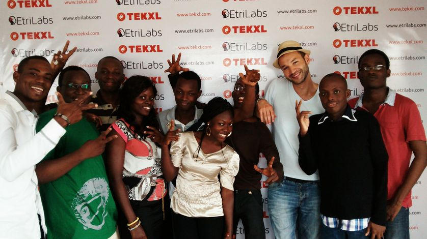 Jeunes startupeurs africains au Ghana et au Sénégal