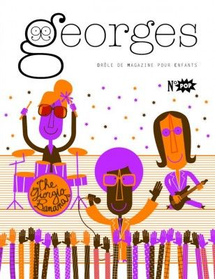 Georges - Magazine enfants