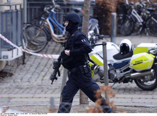 Trois policiers blessés à Copenhague